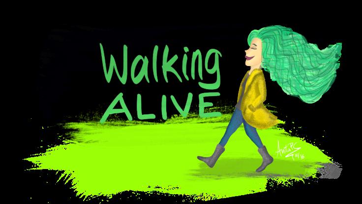 walking alive anacronica